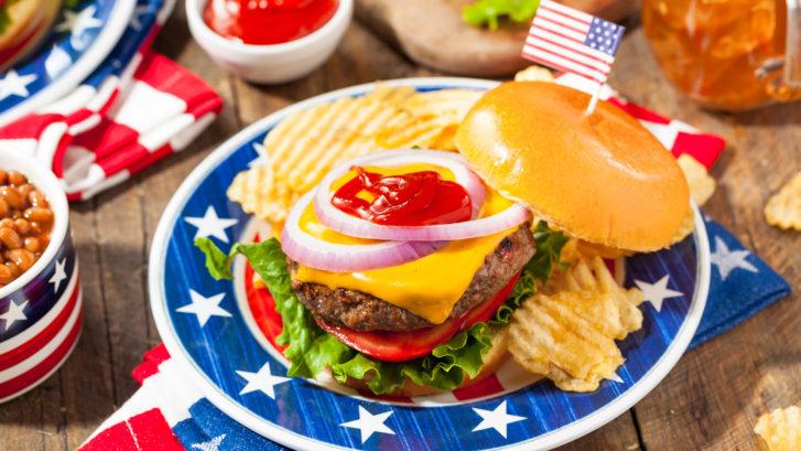 Hamburger Picnic