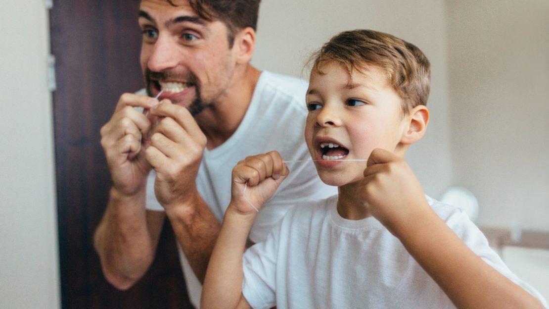 Teaching Flossing