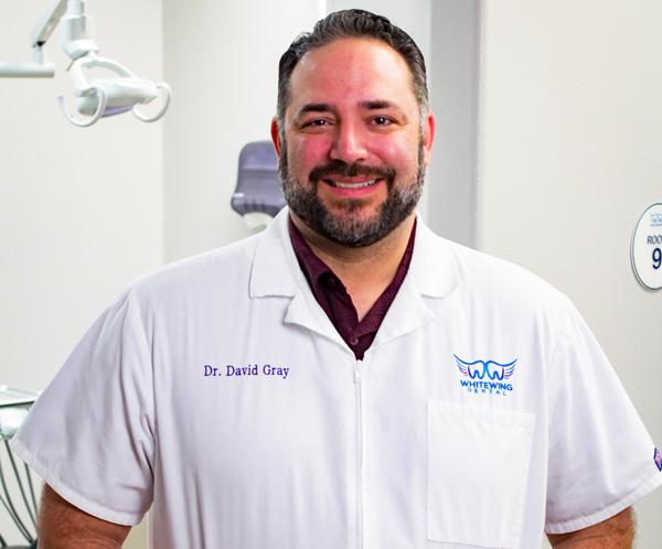 Dr. David C. Gray