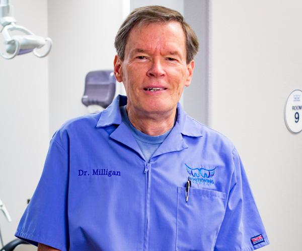"Dr. William ""Bill"" Milligan"